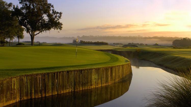 Grand Cypress Resort Hole 10