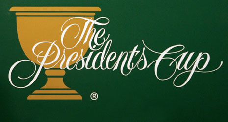 The Presidents Cup logo